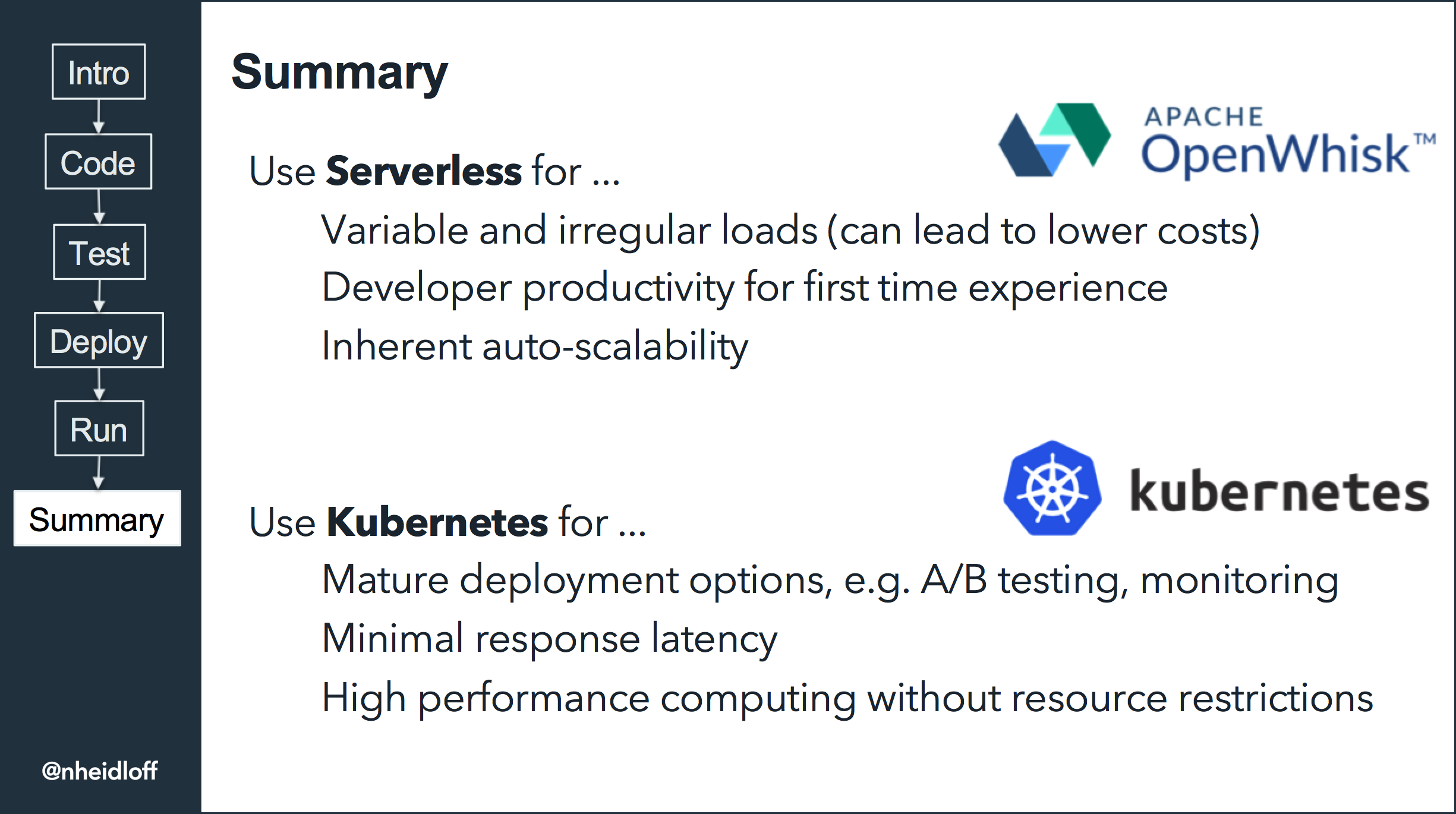 kube-vs-serverless